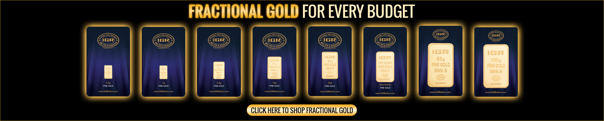 Fractional Gold for Every Budget